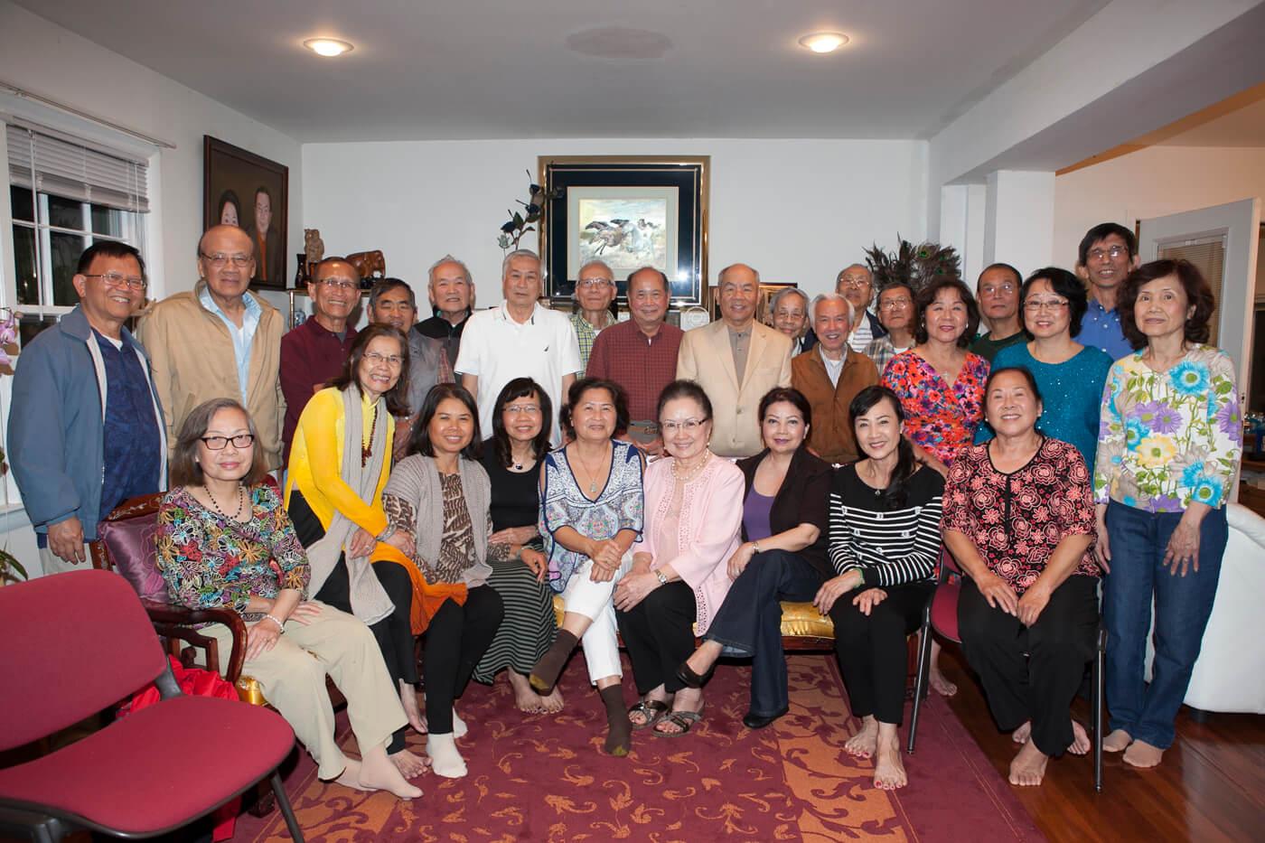 Tiệc mừng anh Đỗ Quang Tỏa May 6, 2017