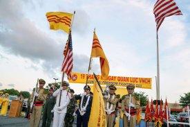 Hình ảnh Lễ Kỷ Niệm Ngày Quân Lực 19-6 tại Falls Church VA ngày 17 và 18/6/2017
