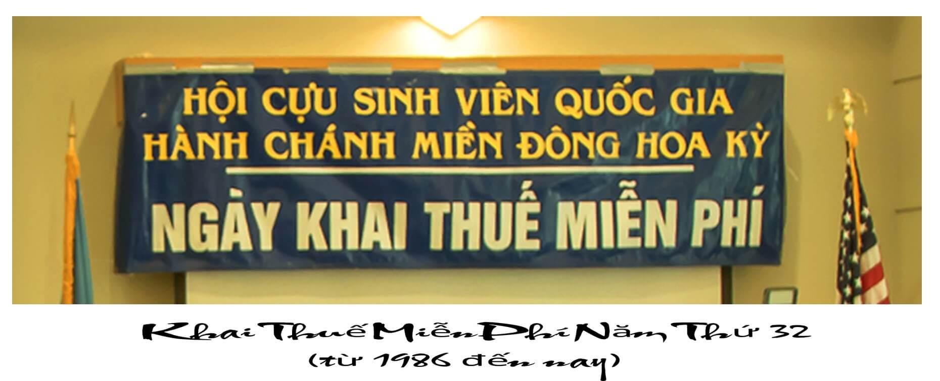 Hình ảnh Ngày Khai Thuế Miễn Phí 2018