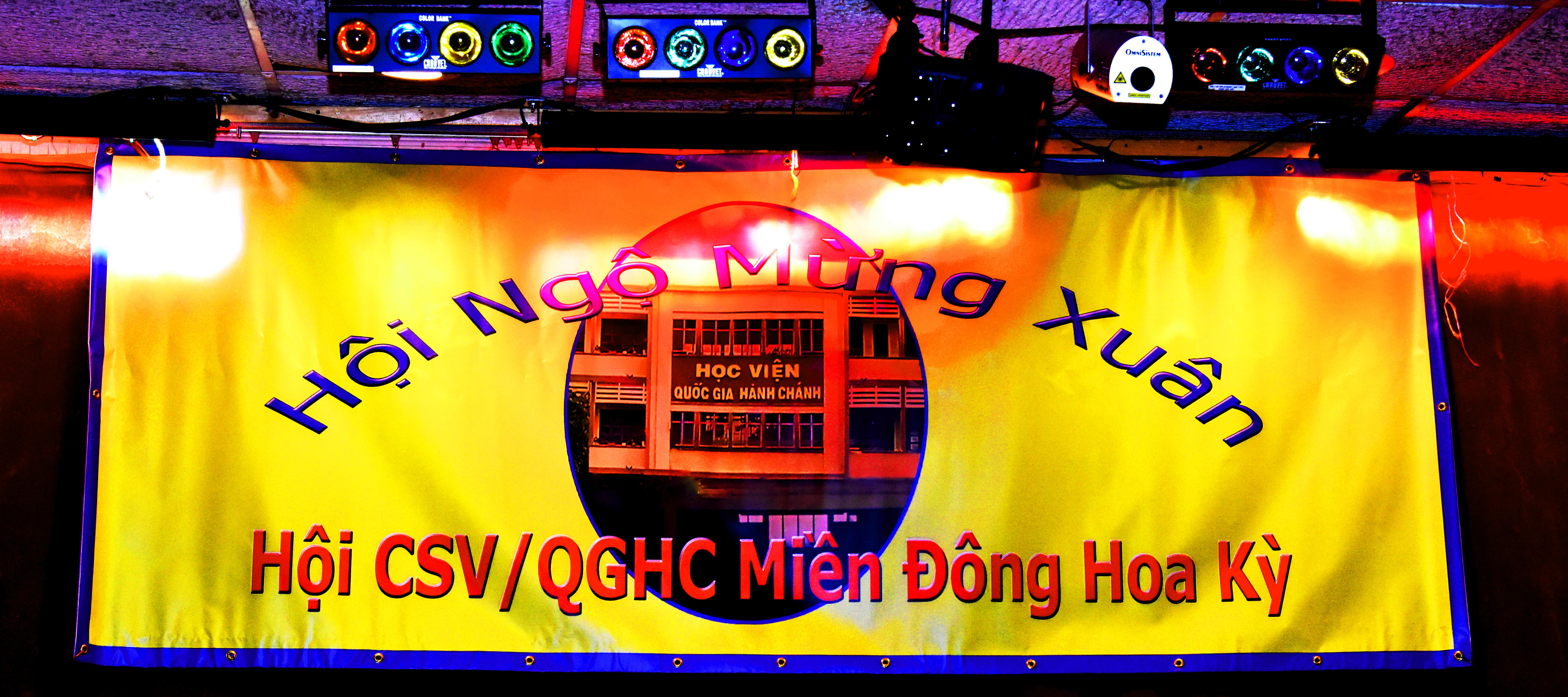Hội Ngộ Mùa Xuân QGHC 2019