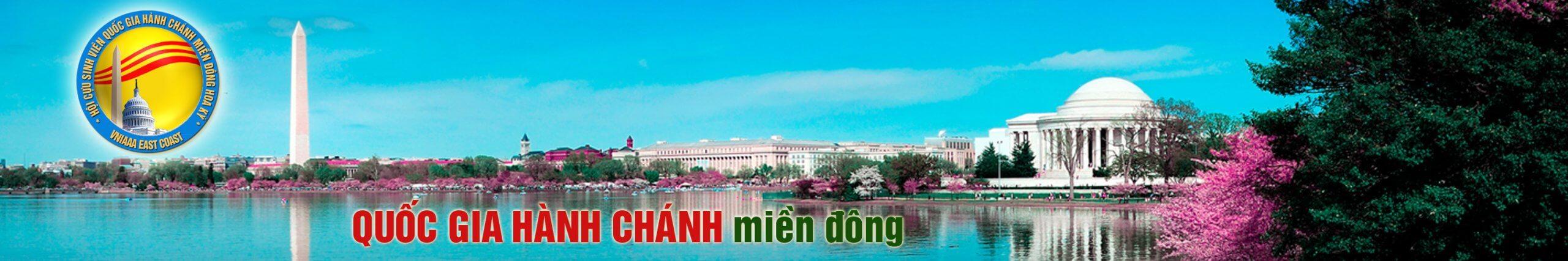 Quốc Gia Hành Chánh Miền Đông Logo