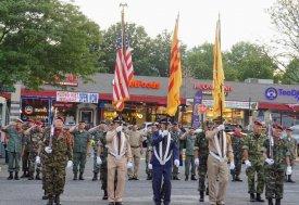 Lễ Kỷ Niệm Ngày Quân Lực VNCH 19-6 tại Falls Church VA ngày 18/6/2021